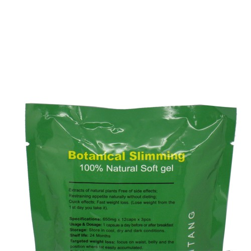 100% Real Meizitang Botanical Slimming Soft Gel